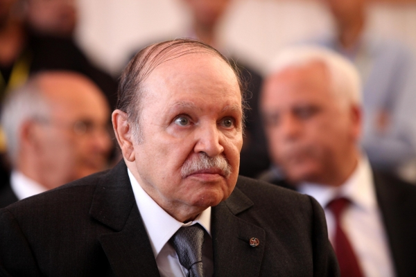 Bouteflika over pushes his luck